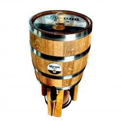 Dispenser de Cerveza diseño CORONA en Barrica de 5 Litros...