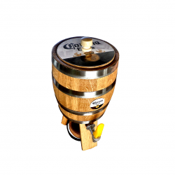 Dispenser de Cerveza en Barrica de 2 litros con canilla...