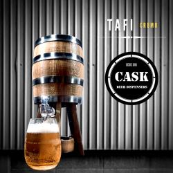 Dispenser de Cerveza en Barril de 2 litros con canilla de...
